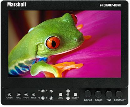 Picture of Marshall odkuk monitor V-LCD70XP-HDMI