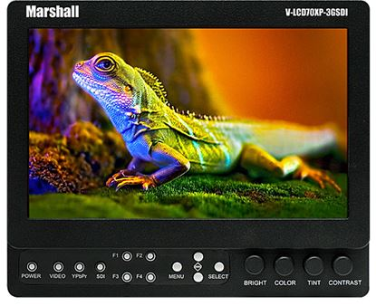 Image de Marshall 7-inch 3GSDI Lightweight Monitor