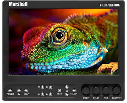 Picture of Marshall odkuk monitor V-LCD70XP-HDA