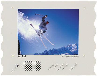 Immagine di V-LCD10.4-FP 10.4' LCD panel s bílou přední deskou