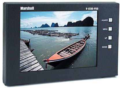"""Immagine di V-LCD8-PRO 7.9"""" LCD monitor with NTSC/PAL Auto Recognition"""