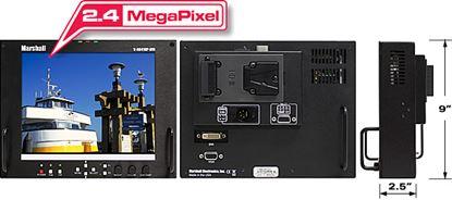 Immagine di V-R841DP-DVI Stand alone 8.4' XGA/DVI LCD Monitor