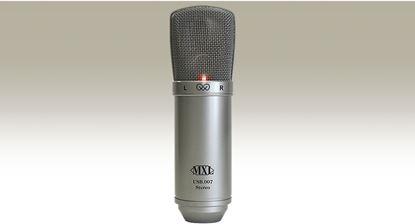 Afbeelding van MXL-USB.007 Duel Gold Diaphragm USB Condenser Mic