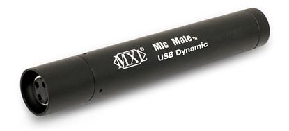 Obrázek MXL-MICMATE DYNAMIC Studio-quality Dynamic Microphone XLR to USB Adapter / Preamp