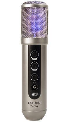 Afbeelding van MXL USB.009 24-bit/96kHz USB Microphone