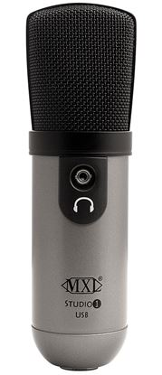 Immagine di MXL-STUDIO ONE USB Pro-Quality USB Condenser Mic with Headphone Jack