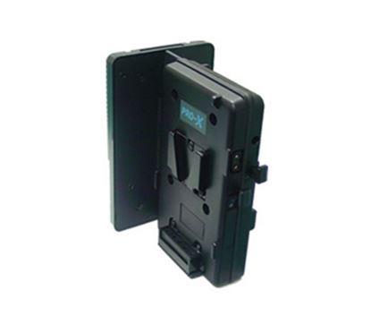 Image de Switronix Hotswap double battery mount