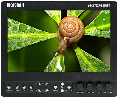Immagine di Marshall 7-inch High Resolution HDMI Monitor with Loop-Through