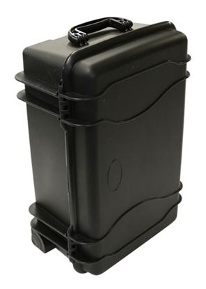 Obrázek Revolution Head Hard Case (Custom cut foam insert holds Revolution, ORACLE, 3 elektraDRIVE motor pods, 2 elektraDRIVE mounts, battery pack, & cables.)