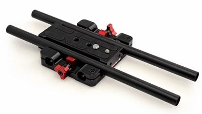 "Bild von Studio Baseplate with 12"" rods for Canon C100-C300-C500"