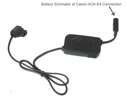 Picture of Canon 1D MkIV Cable