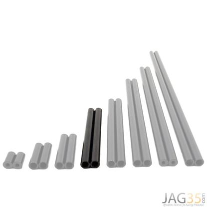 """Picture of 6.5"""" Jag35 Rods Pair"""
