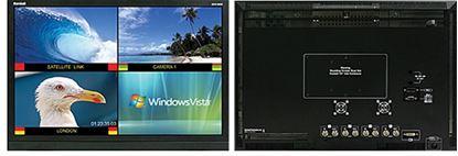 "Image de QV261-HDSDI 26"" Widescreen Native HD Resolution LCD Monitor with built in Quad Splitter"