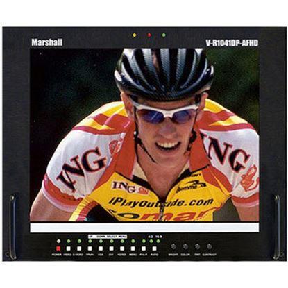 Bild von V-R1041DP-TE 10.4' High Def 1024x768 Monitor Set with HDSDI inputs, TE Line