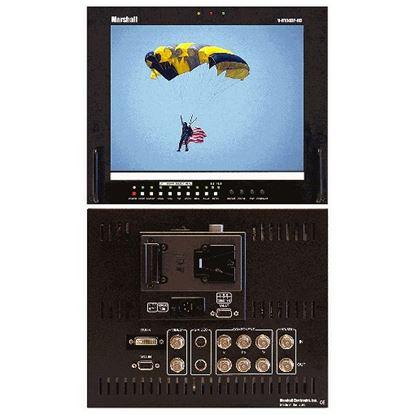 Bild von V-R104DP-HD Stand alone 10.4' LCD Monitor with Multiformat inputs
