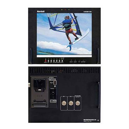Bild von V-R104DP-2SDI Stand alone 10.4' LCD Monitor with 2 SDI inputs