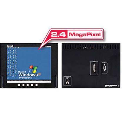 Bild von V-R1041DP-DVI Stand alone 10.4' XGA/DVI LCD Monitor