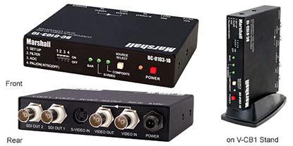 Obrazek BC-0103-10 Converter, Video (SDI 10 Bit) to SDI