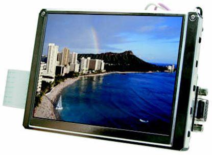 Immagine di V-LCD5V-P-01 5' High resolution active matrix color LCD panel VGA version
