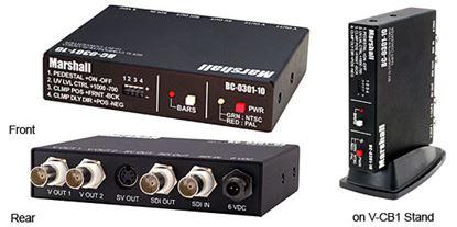Obrazek BC-0301-10 Converter, SDI to Video (SDI 10 Bit)
