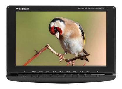 Bild von V-LCD102-ATSC 10.2' Portable LCD Monitor with ATSC & QAM tuner. Works in NTSC ONLY