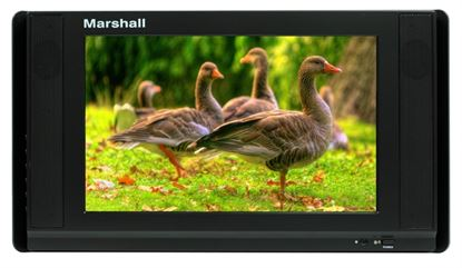 Bild von V-LCD110-ATSC 11.0' Portable LCD Monitor with ATSC & QAM tuner. Works in NTSC ONLY