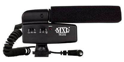 Picture of MXL FR-310 Hot Shoe Shotgun Microphone