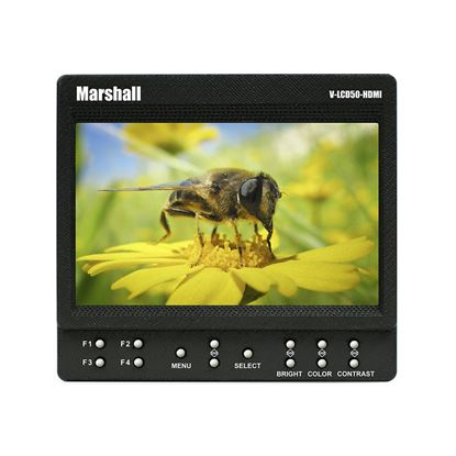 "Immagine di Marshall 5"" Small HDMI 800 x 480 Monitor"