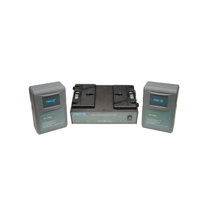 Image de 3-Stud Battery Kit