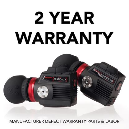 Picture of 2 additional years manufacturers warranty